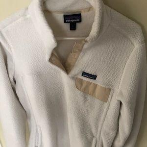Patagonia Re-tool Snap sweater
